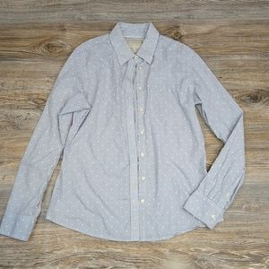 Banana Republic Soft Wash Shirt Button Down